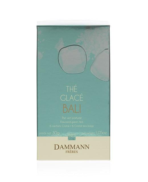 Bali Iced Tea- cristal sachets - Dammann Frères