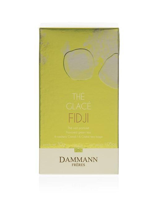 Fidji Iced Tea - cristal sachets - Dammann Frères