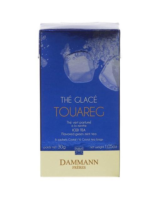 Touareg Iced Tea- cristal sachets - Dammann Frères