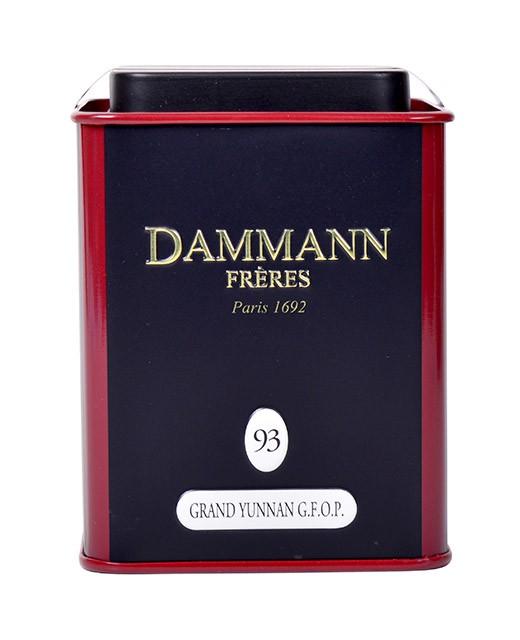 Tea Grand Yunnan G.F.O.P - Dammann Frères