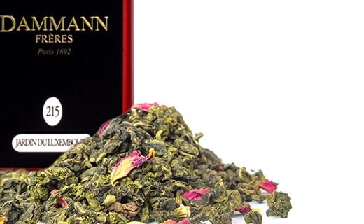 Tea Jardin du Luxembourg - Dammann Frères