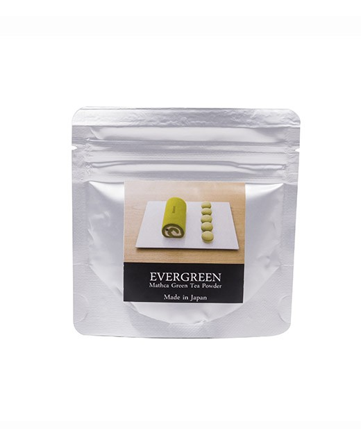 Matcha Tea for pastries - Evergreen