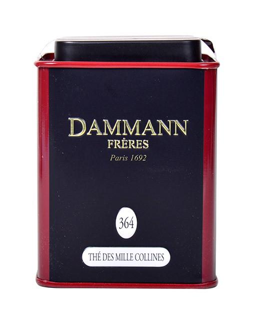Tea des milles collines - Dammann Frères