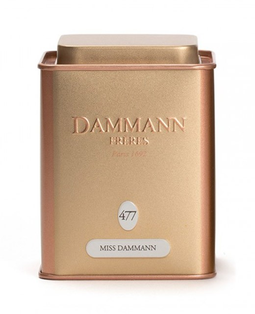 Green tea - Miss Dammann  - Dammann Frères