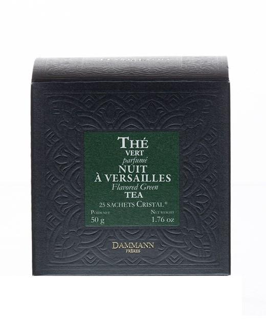 Nuit à Versailles tea -cristal sachets - Dammann Frères
