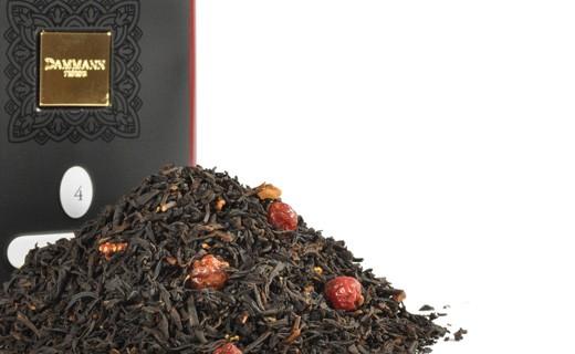 Tea Four Red Fruits - Dammann Frères