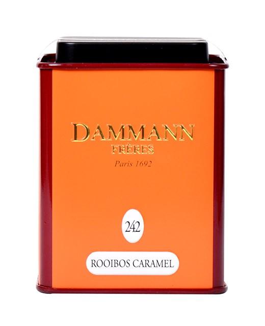 Tea Rooibos Caramel - Dammann Frères