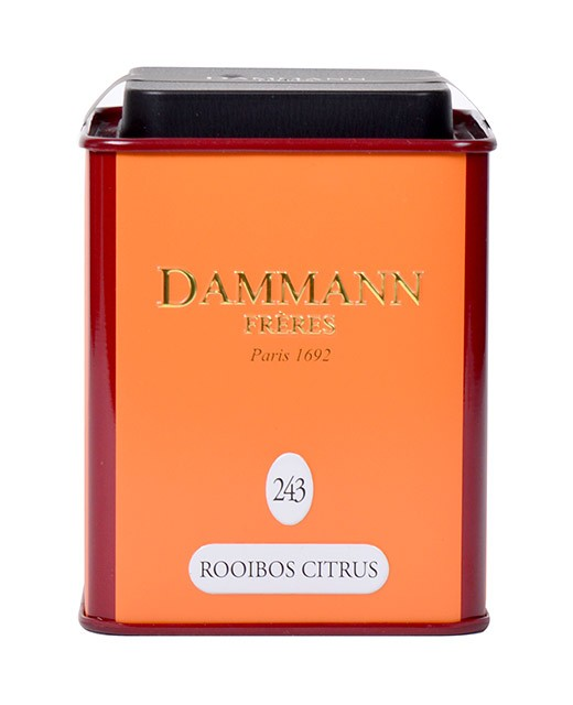 Tea Rooibos Citrus - Dammann Frères