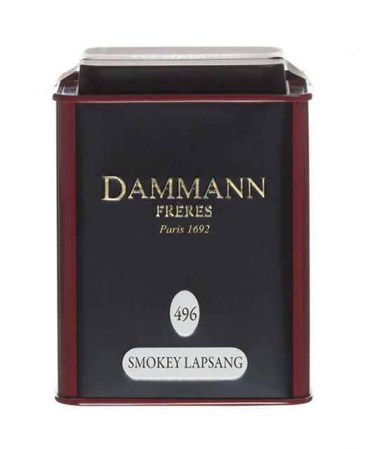 Black tea Smokey Lapsang - Dammann Frères