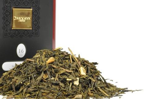 Tea Soleil Vert - Dammann Frères