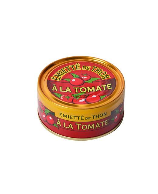 Crumbled Tuna with Tomato