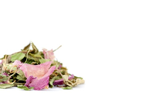 Herbal Tea La tisane de l'amour - Les Jardins de Gaïa