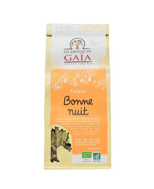 Herbal Tea Bonne nuit - Jardins de Gaïa (Les)