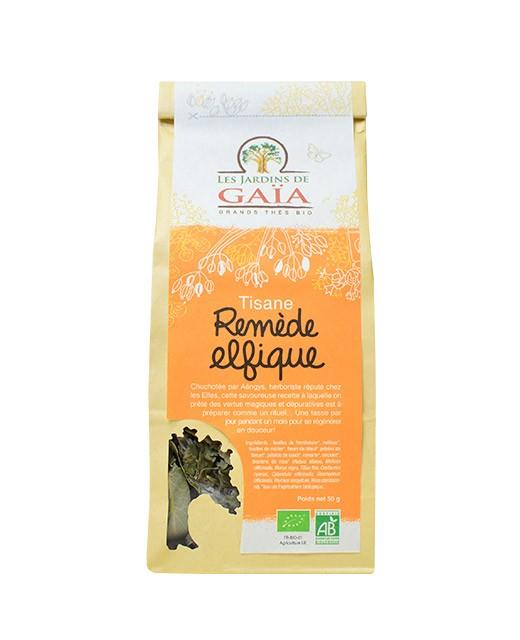 Herbal Tea Remède Elfique - Les Jardins de Gaïa
