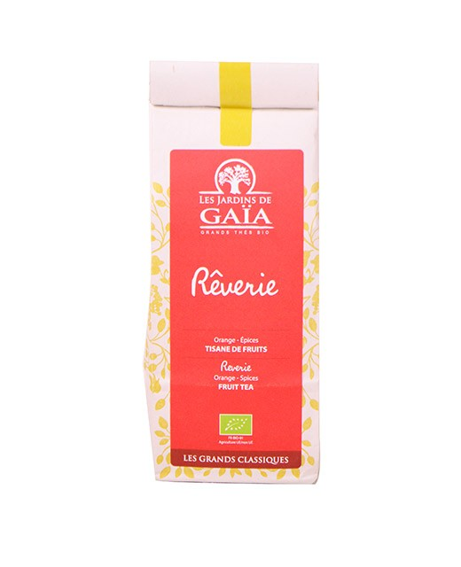 Herbal Tea Rêverie - Les Jardins de Gaïa