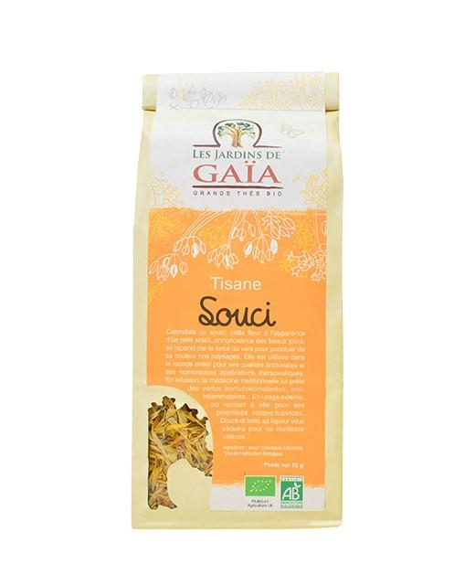 Marigold Tea - Jardins de Gaïa (Les)