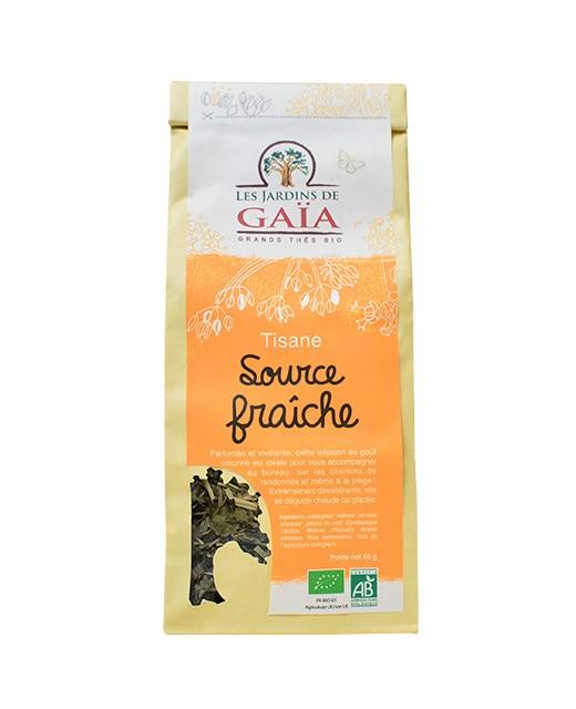 Herbal Tea Source fraîche - Jardins de Gaïa (Les)
