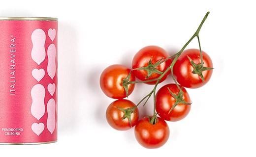 Cherry tomatoes  - Pomodorino ciliegino - Italianavera