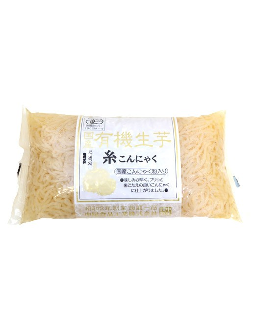 Organic Konjac noodles