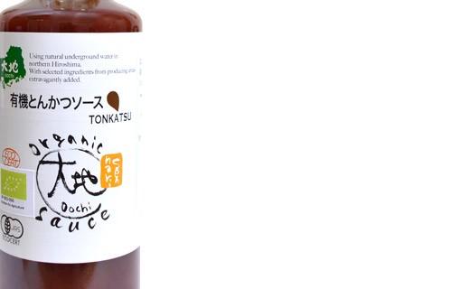 Organic Tonkatsu sauce - Sennari