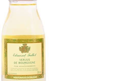 Burgundy Verjuice - Fallot