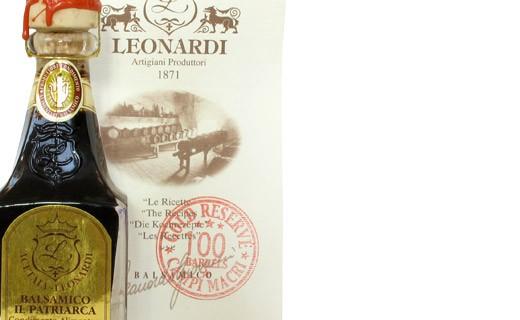 Balsamic Condimento of Modena - 100 years old - Gran Riserva di Famiglia Leonardi - Leonardi