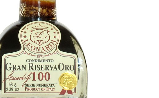 Balsamic Condimento of Modena - 100 years old - Leonardi