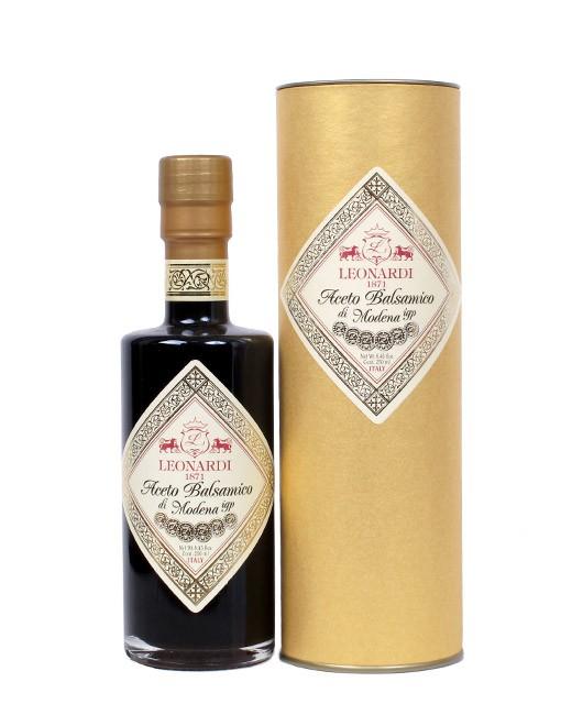 Modena Balsamic Vinegar - 12 years old - 6 medals - Leonardi