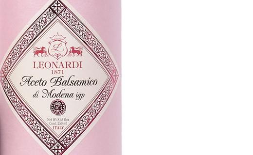 Balsamic Vinegar of Modena - 2 years old - 1 medal - Leonardi