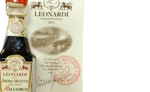 Balsamic Condimento of Modena - 50 years old - Gran Riserva di Famiglia Leonardi - Leonardi