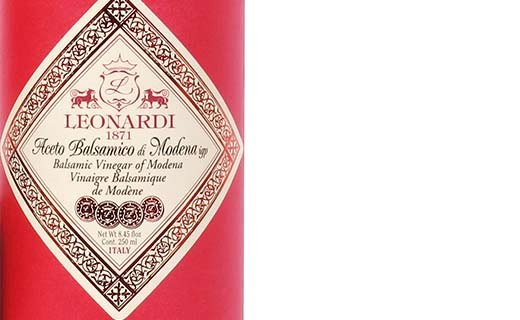 Balsamic Vinegar of Modena - 8 years old - 4 medals - Leonardi