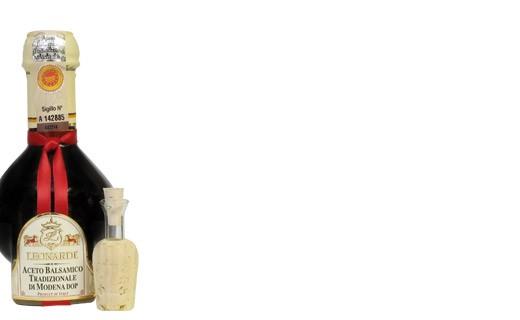 Traditional Balsamic Vinegar DOP 15 years old - Leonardi