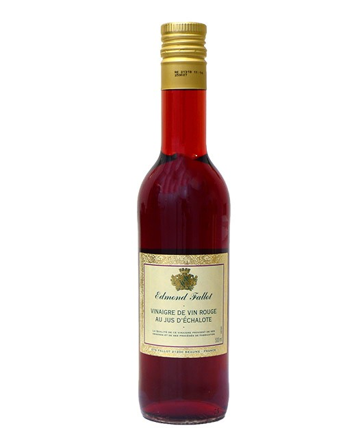 Red wine vinegar with shallot juice - Fallot