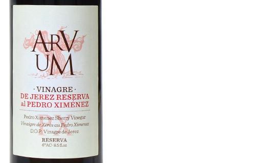 Sherry vinegar with Pedro Zimenez AOP (PDO) Réserve  - Arvum