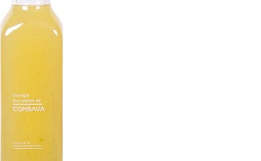 Vinegar with Combava zest - Libeluile