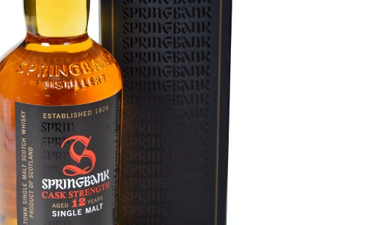 Springbank Whisky 12 years old - Springbank