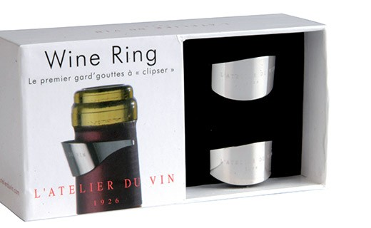 Wine Ring anti-drip - L'Atelier du Vin