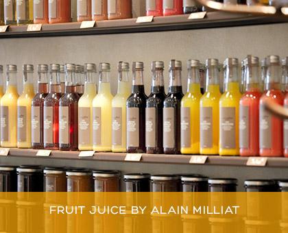 Alain Milliat fruit juices