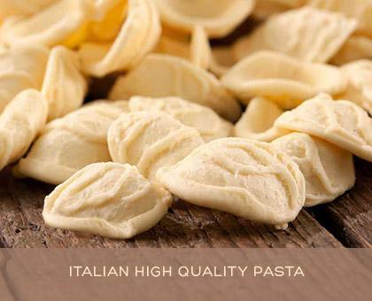 Italian Pasta d'Rustichella Abruzzo