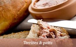 Terrine & paté